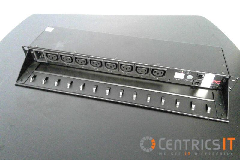 APC AP7921 Rack PDU/Switched/1 U/16A/8-Outlet/230V Surge Protector cb ARM