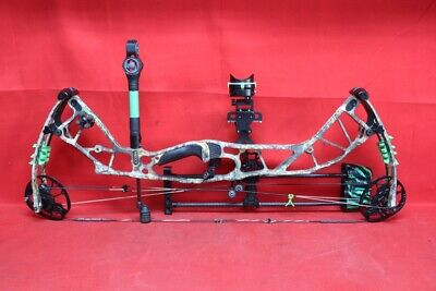 2018 Hoyt Hyperforce Compound Bow RH W/Realtree Camo (CP1055400)