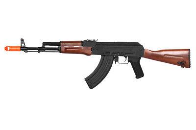 JG Full Metal AK-74U Electric Blowback AEG Airsoft w Metal Body & Real Wood -