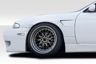 For 95-96 Nissan 240SX S14 Duraflex RBS V1 30mm Front Fenders - 2 Piece 113857 for sale  El Monte