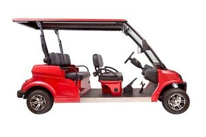 BRAND NEW GOLF CART - Marshell DG-LSV4 Four Seat Hope Island Gold Coast North Preview