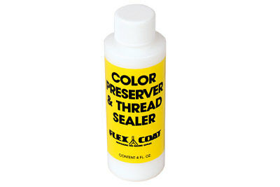 Flex Coat 4 OZ Rod Building Color Preserver and Thread Sealer C4 -Free Shipping