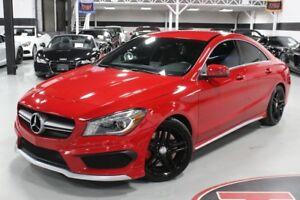 2014 Mercedes-Benz CLA-Class 45 AMG 4MATIC | CLEAN CARPROOF | LO