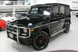 2015 Mercedes Benz G-Class G63 AMG | 1-OWNER | IMMACULATE