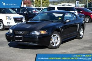 2004 Ford Mustang AM/FM Radio and Air Conditioning