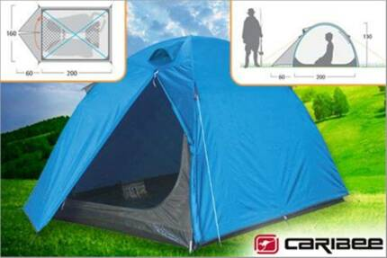 Titan2 Caribee Combo Pack - Tent and 2x Sleeping Bags & caribee tent   Gumtree Australia Free Local Classifieds