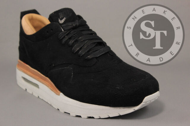 black suede nike air max 1 royal 847672-001