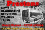 Prestons Auto Spares South Wales