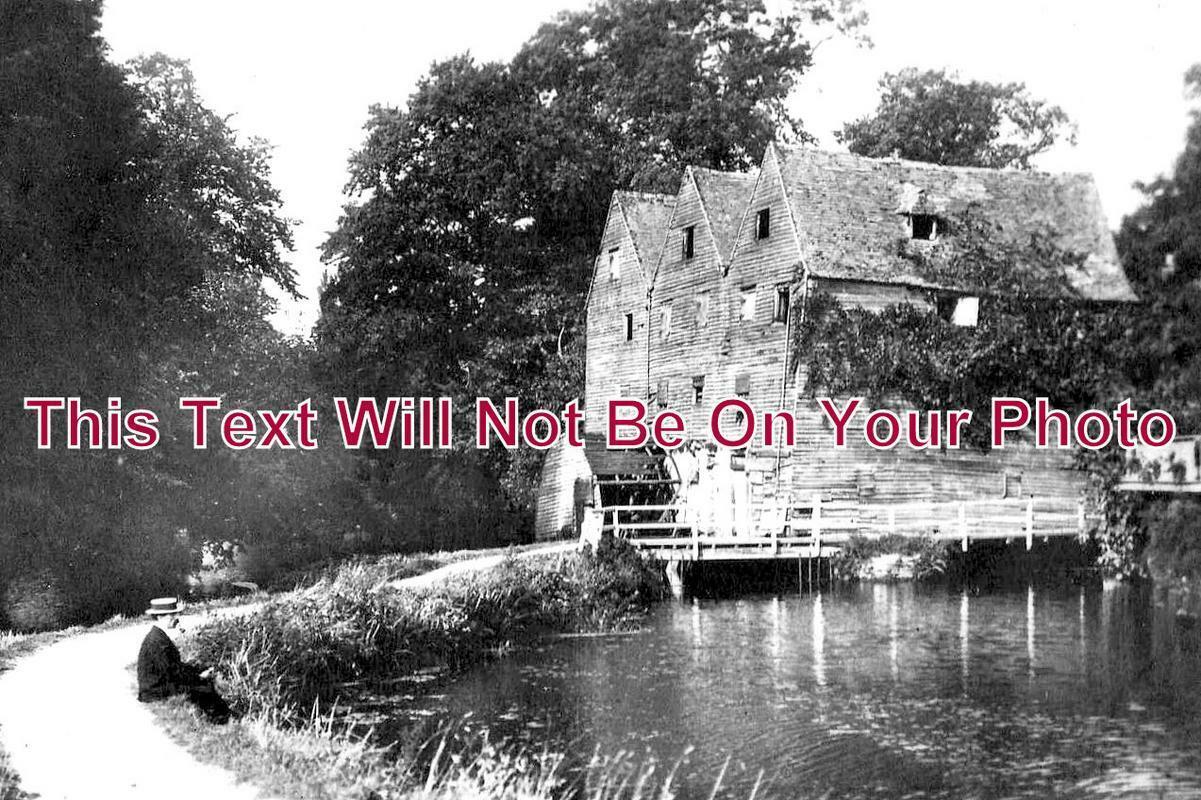 HU 135 - The Old Watermill, Godmanchester, Cambridgeshire