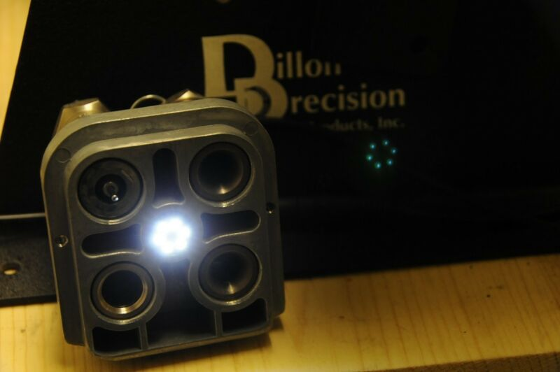 LED Reloading Press lighting system RCBS Dillon LEE Redding InLine Fabrication