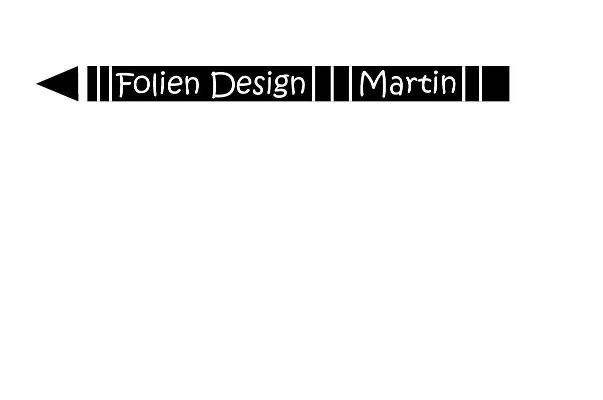 Folien Design Martin