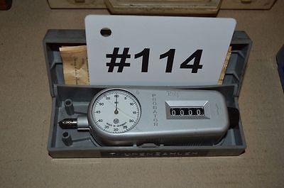 L114 Tourenzähler PROBATOR in Kunststoffbox