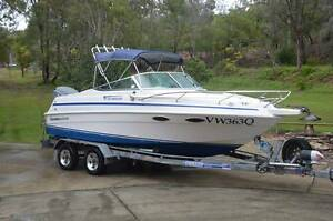Haines Hunter 625 Horizon, 200hp Yamaha 4 stroke, Oceanic trailer Parkwood Gold Coast City Preview