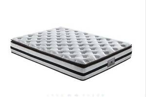 【Brand New】King/Queen/Double Natural Latex Pocket Spring Mattress Melbourne CBD Melbourne City Preview