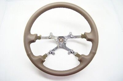 Toyota Camry 1997-2001 Steering Wheel Tan Leather Without