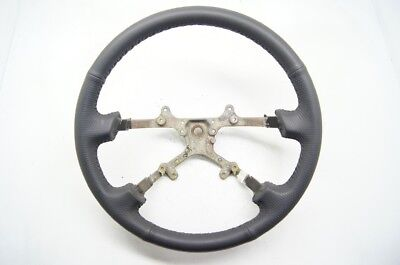 Toyota Camry 1997-2001 Steering Wheel Shadow Grey Leather w/Dimples w/o