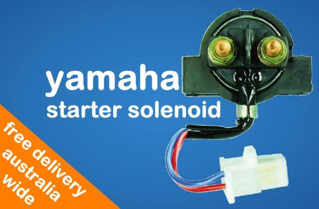 STARTER SOLENOID MADE FOR YAMAHA XT225 1992 to 2005