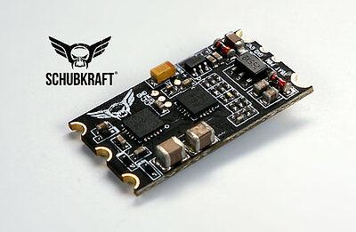 SCHUBKRAFT 35A F396 ESC Ultra-Mini BlHeli OneShot ESC 29x16mm nur 3g! FPV Naze32
