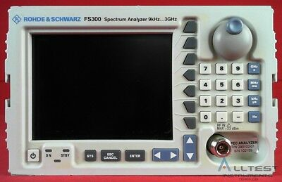 Rohde Schwarz Fs300 Spectrum Analyzer