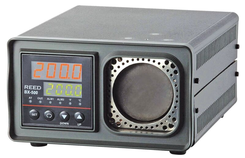 REED BX-500 Infrared Temperature Calibrator, 122.0 to 932.0°F (50.0 to 500.0°C)