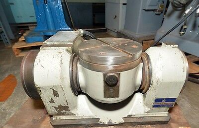 Jones-shipman 9 Inch Cnc Rotary Table Inv.34006