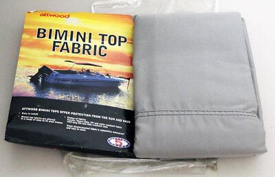 Bimini Acrylic Fabric Top - Attwood Bimini Top Fabric Model 340GY- 54