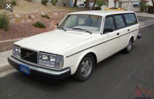 ISO Volvo wagon