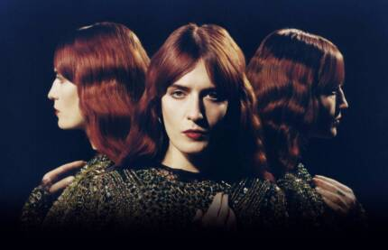1 x Florence & The Machine hard copy Ticket Sydney Friday 13 Nov Monterey Rockdale Area Preview