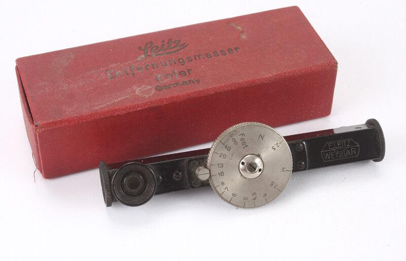LEITZ RANGEFINDER FOFER FOR NAGEL, BOXED (LEICA)/cks/188775