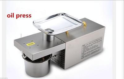 4in1 Oil Press Machinesausage Fillermeatvegetables Grinderozone Disinfection