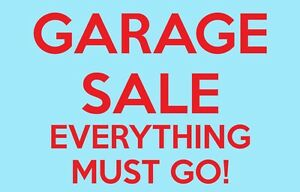 HUGE GARAGE SALE! CONCORD. EVERYTHING MUST GO! Concord Canada Bay Area Preview