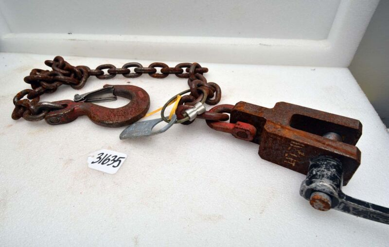 3/8 Inch Alloy Lifting Chain (inv.31635)