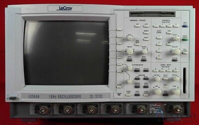 Lecroy Lc564a 1 Ghz Color Digital Storage Oscilloscope