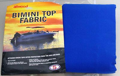 Bimini Acrylic Fabric Top - Attwood Bimini Top Fabric Model 342BL- 68