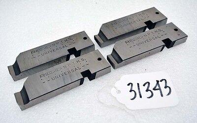 Rigid Universal 14 To 38 Npt H.s. Dies Inv.31343