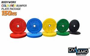 Bumper Plates Coloured Bodyworx Package Deals Malaga Swan Area Preview