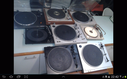RECORD PLAYERS WANTED - DO YOU HAVE ANY? EVEN DEAD ph ******0898