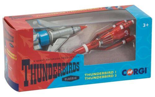Corgi Thunderbirds - TB1 and TB3 - Gerry Anderson Thunderbird 1 & 3