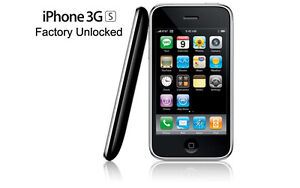 Apple-iPhone-3GS-8GB-Black-Factory-Unlocked-Smartphone-AT-T-T-Mobile-FRB