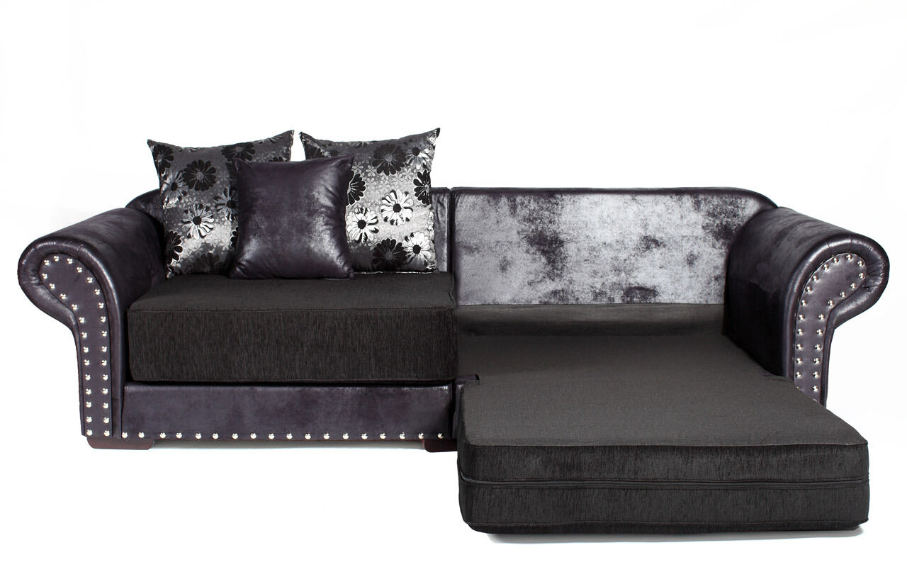 couch big sofa hawana 3 mit schlaffunktion kolonialstil eur picclick de. Black Bedroom Furniture Sets. Home Design Ideas