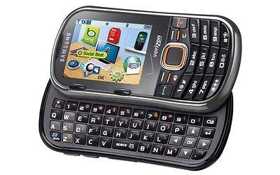 Samsung SCH U460 Intensity II - Gray (Verizon) Cellular Phone on Rummage