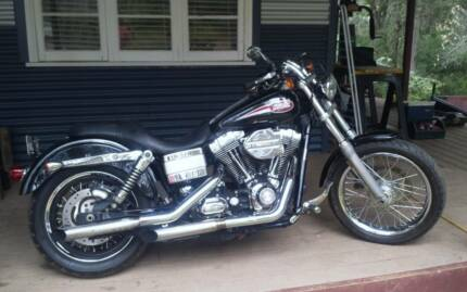 HARLEY DAVIDSON DYNA GLIDE LOW RIDER 08 FXDL URGENT SALE Perth City Preview