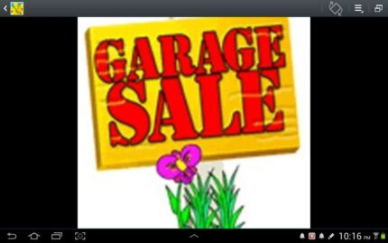GARAGE SALE Craigmore Playford Area Preview