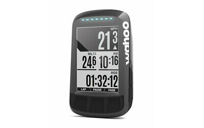 WAHOO CICLOCOMPUTER ELEMNT BOLT GPS BUNDLE