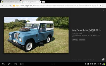 WANTED !! Land Rover (4X4) SWB Ballajura Swan Area Preview