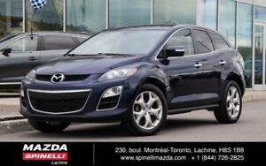 2012 Mazda CX-7 GT LEATHER, SUN ROOF