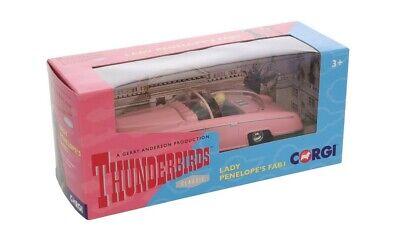 Corgi Diecast FAB 1 50th Anniversary Edition Thunderbirds are Go Gerry Anderson