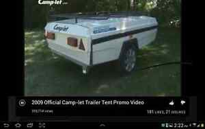 Camp-let Camper Trailer Wyong Wyong Area Preview