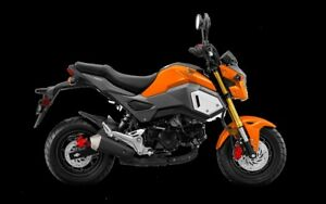 "2019 Honda GROM MSX125 ***""""DEALER MAY SELL FOR LESS""""***"