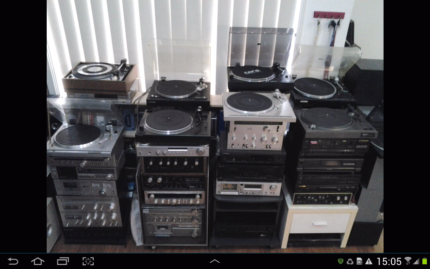 NEW PICS-Heaps of STEREO Hi-Fi & RECORD PLAYERS Phone ******0898